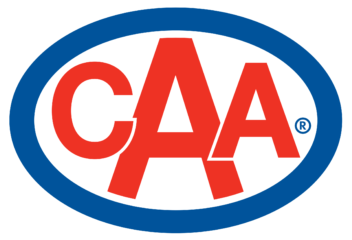 CAA National logo