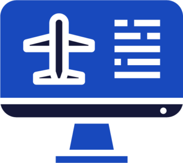 Icon of online booking