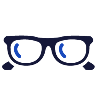 Illustration of glasses